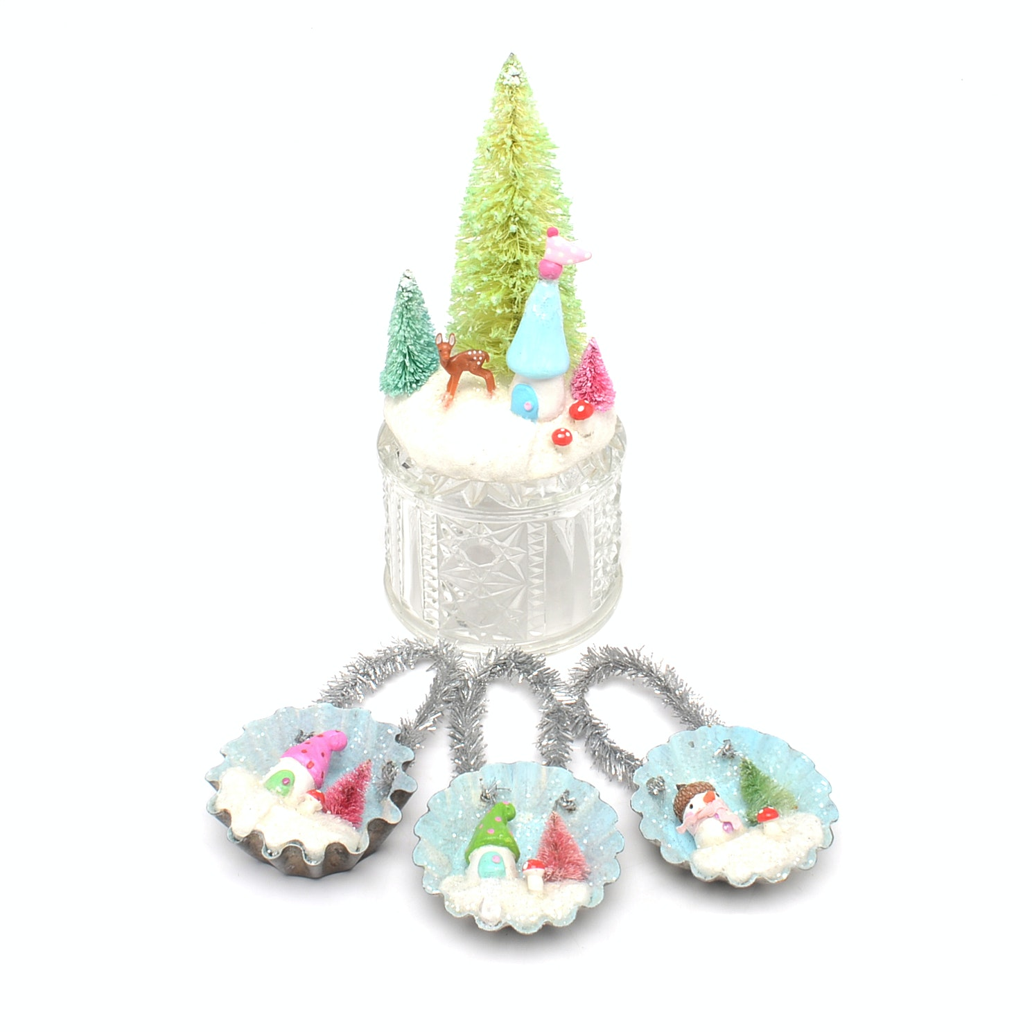 Artisan Crafted Christmas Decor and Ornaments