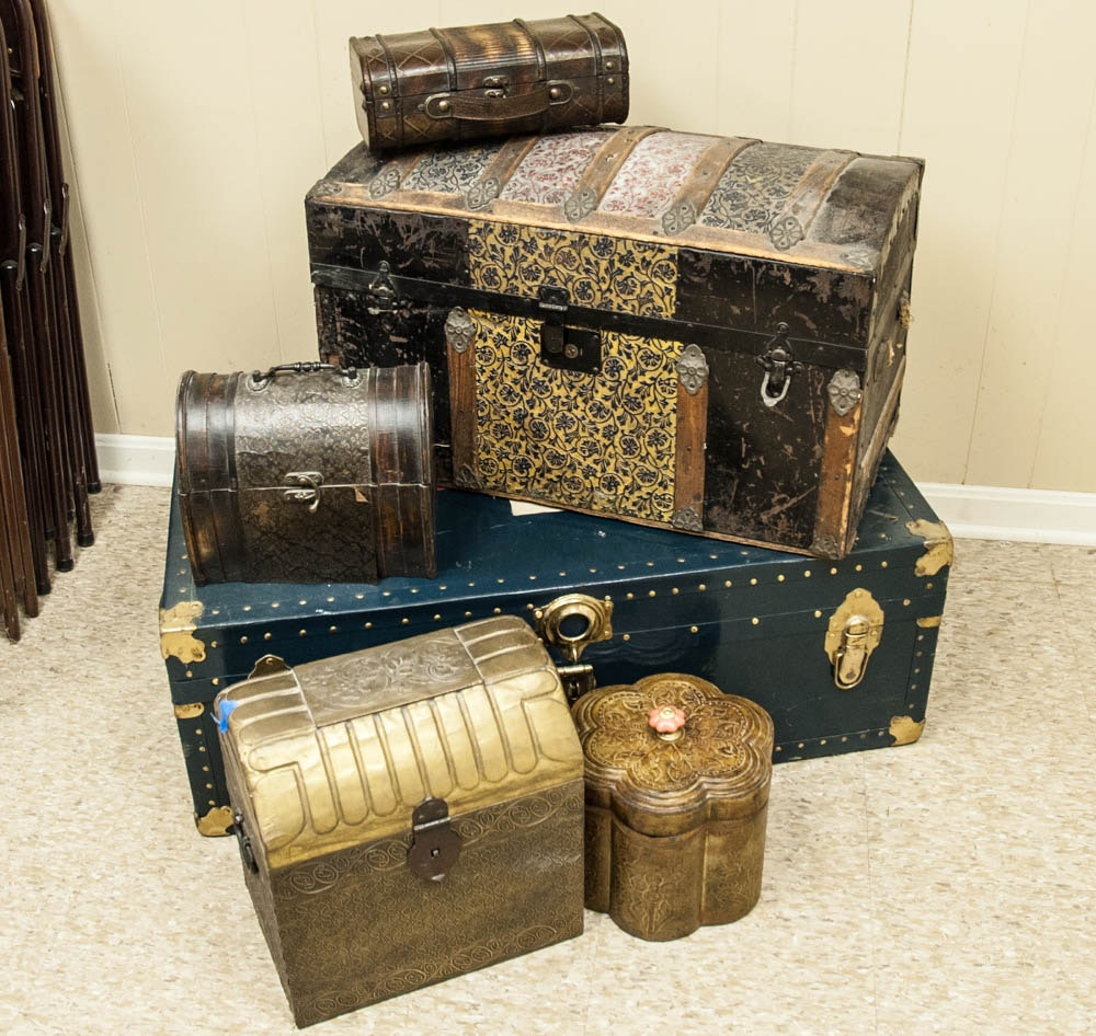 Collection of Trunks