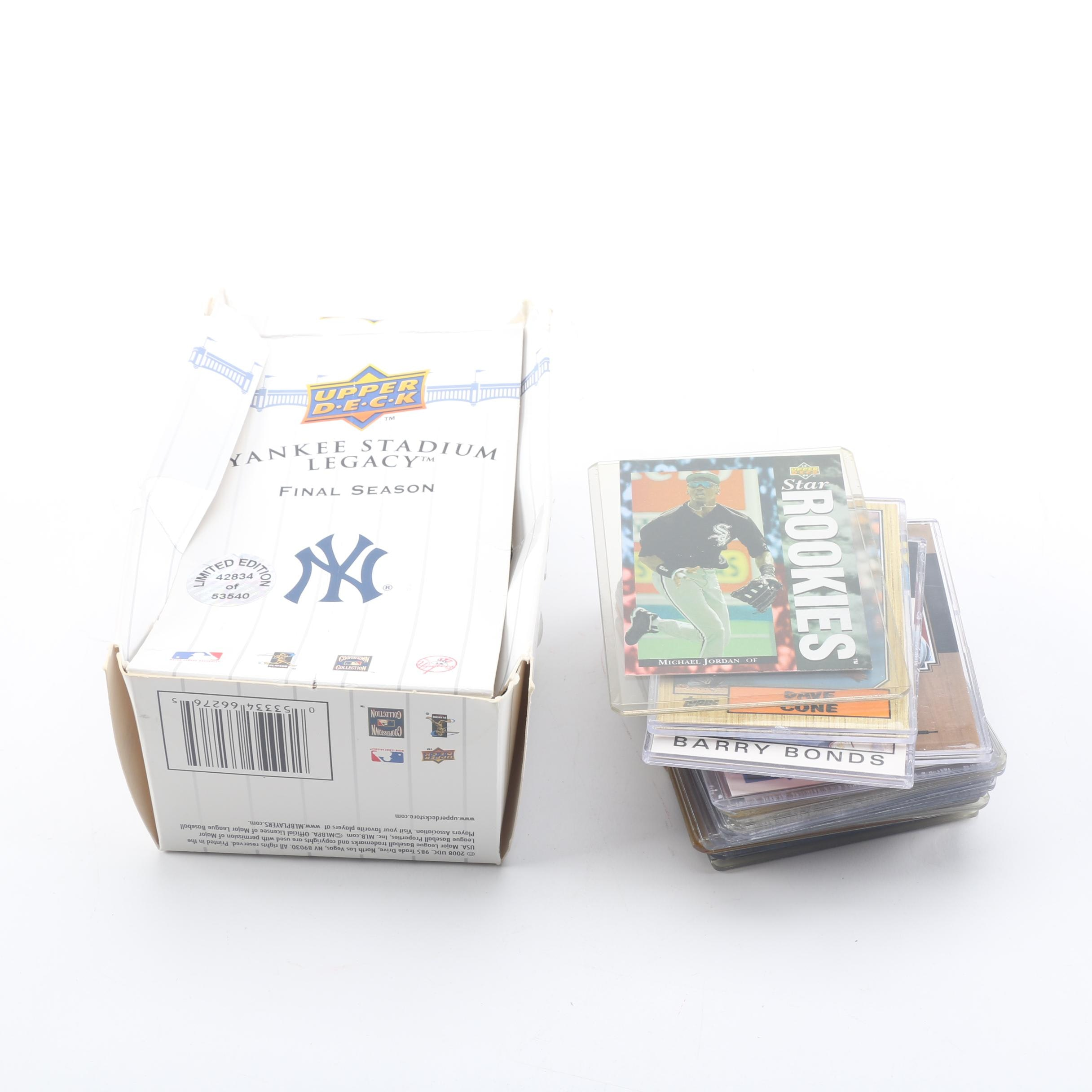 Assortment of Baseball Cards