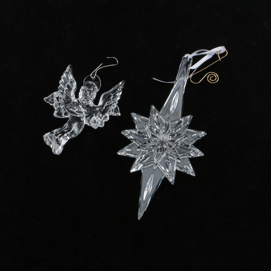 waterford crystal christmas ornaments - Crystal Christmas Decorations