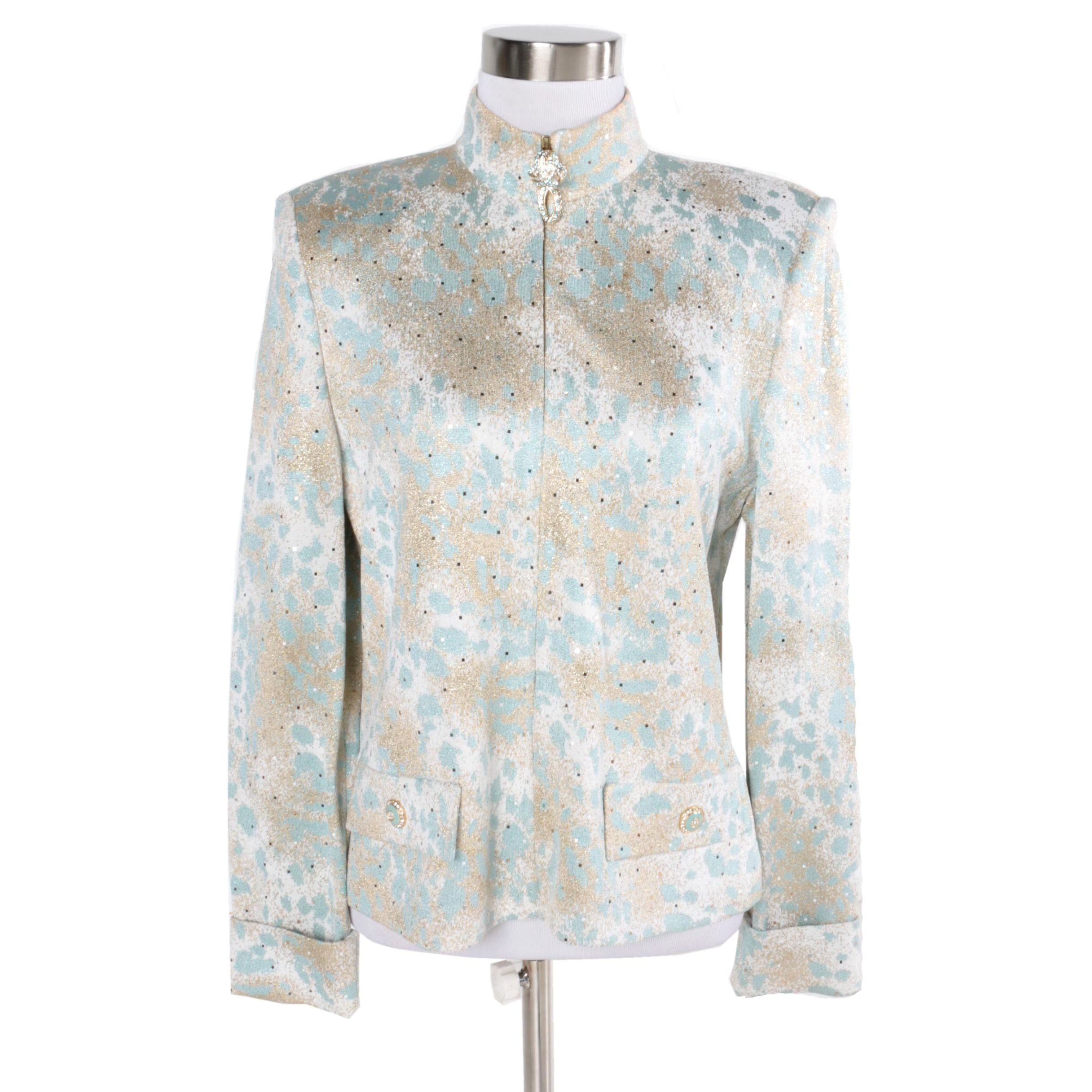 St. John Evening Jacket