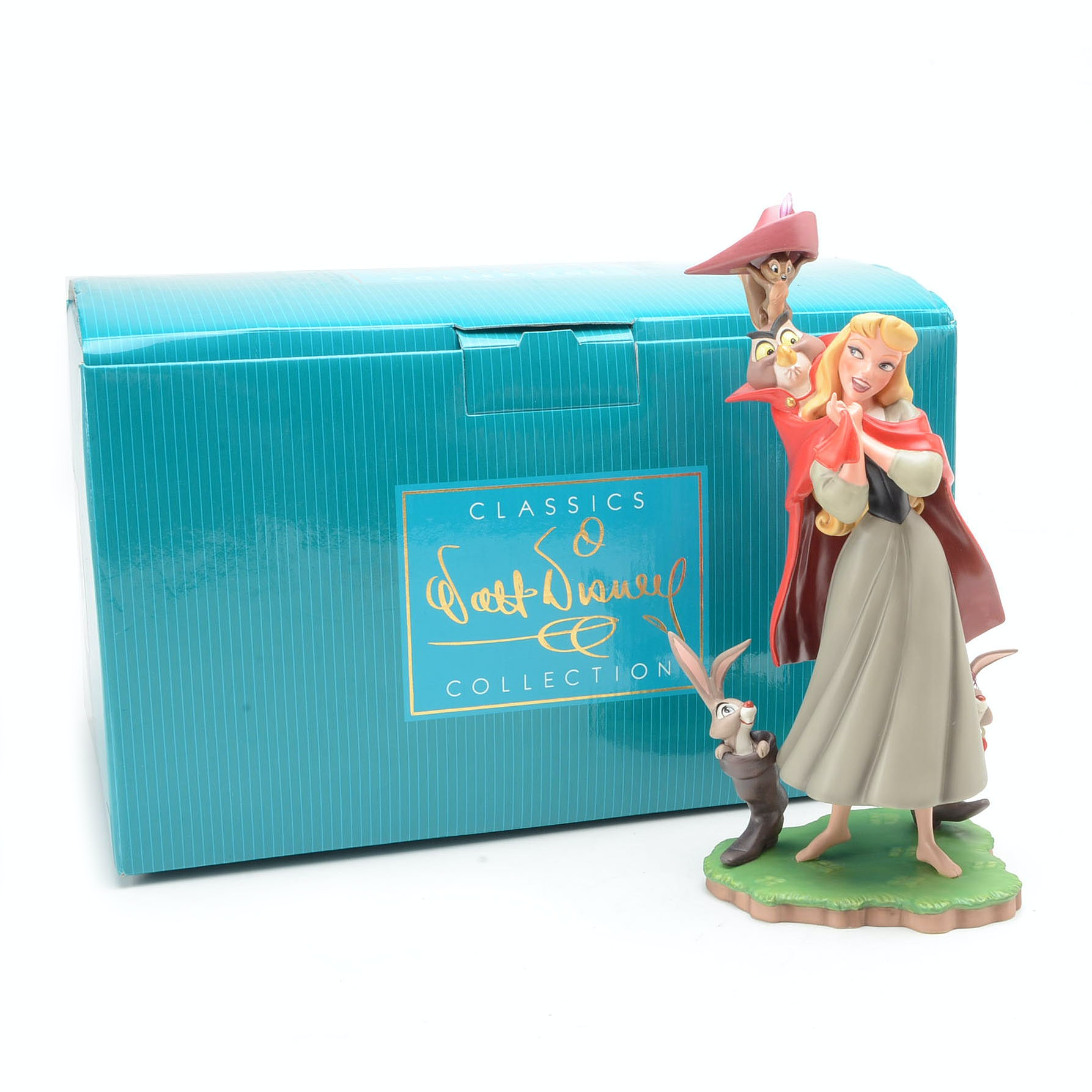 Sleeping Beauty Walt Disney Collection Figurines