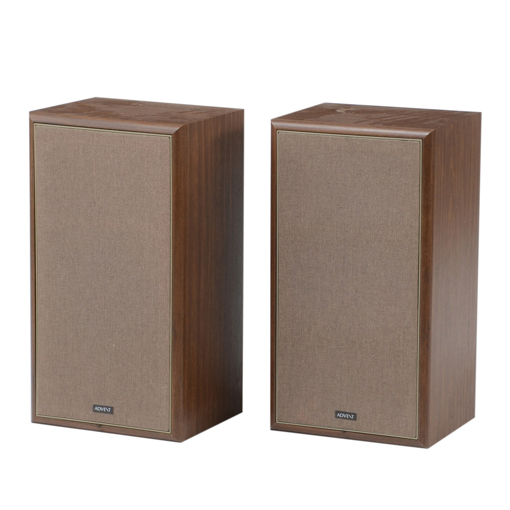 Pairing of Advent 5002 Floor Speakers