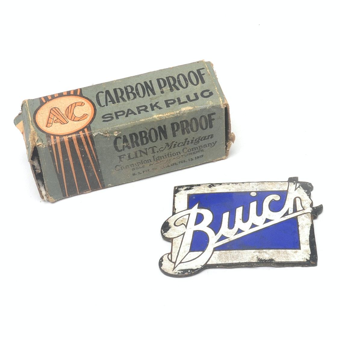 Vintage Automotive Advertising