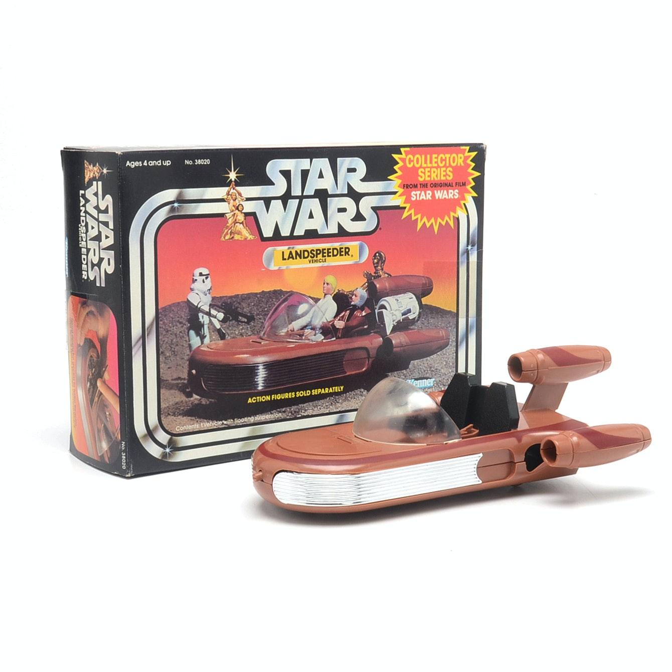 1983 Star Wars Landspeeder Vehicle Toy