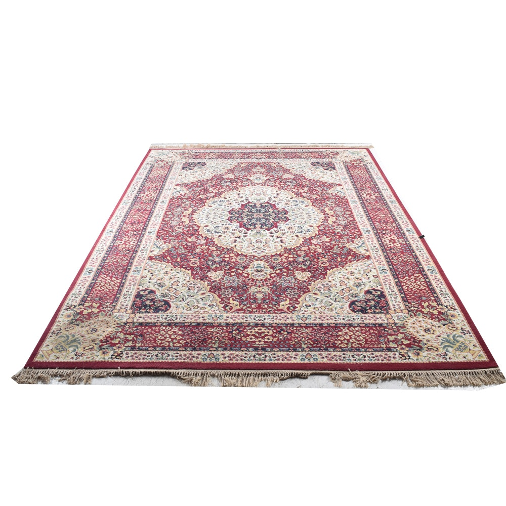 """Power-Loomed """"Patrician"""" Area Rug by Shaw Rugs"""