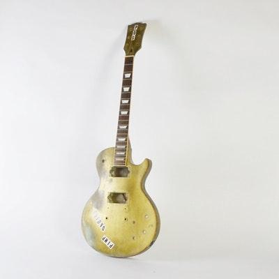 Japanese Les Paul Copy Electric Guitar