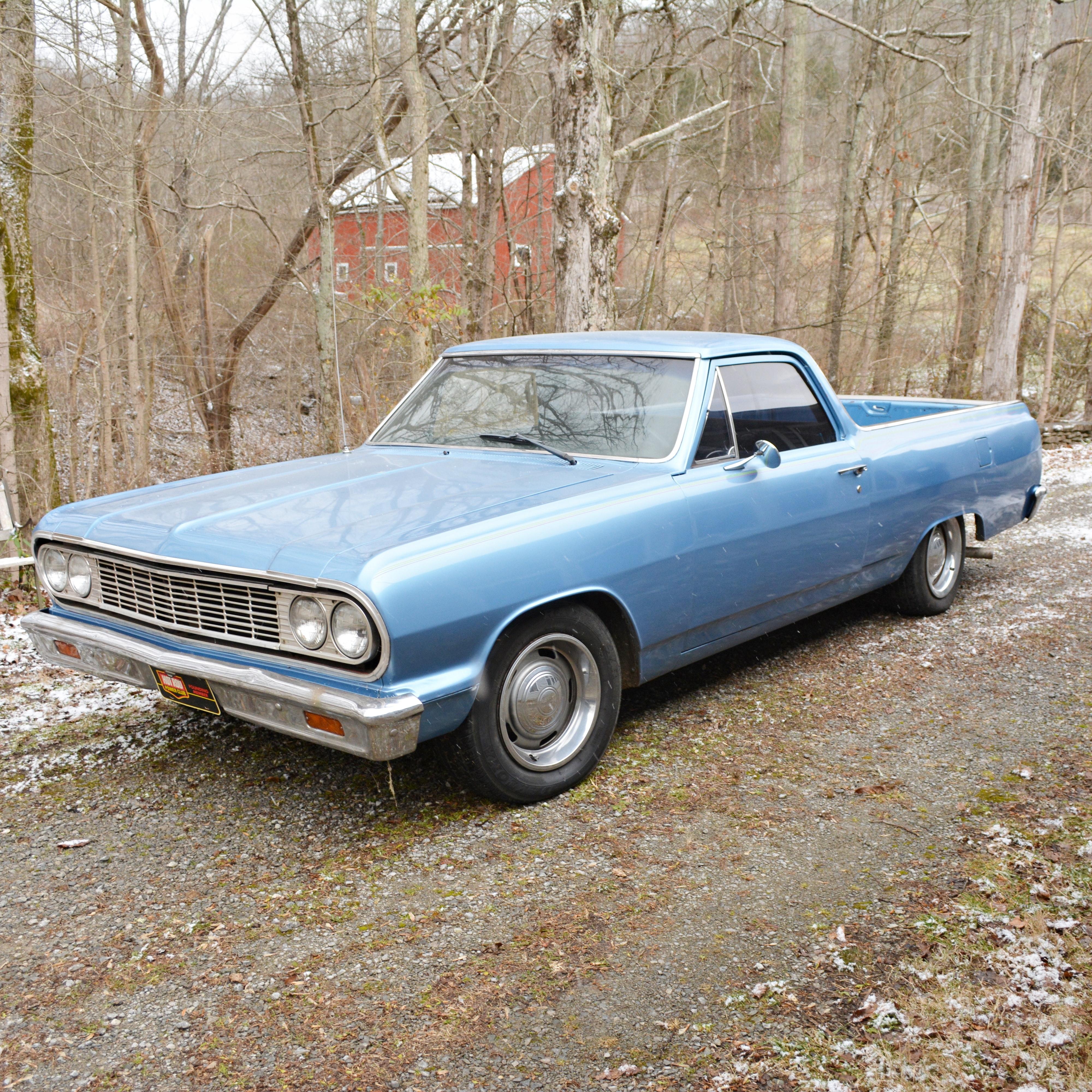 1964 Chevrolet El Camino Sedan Pickup