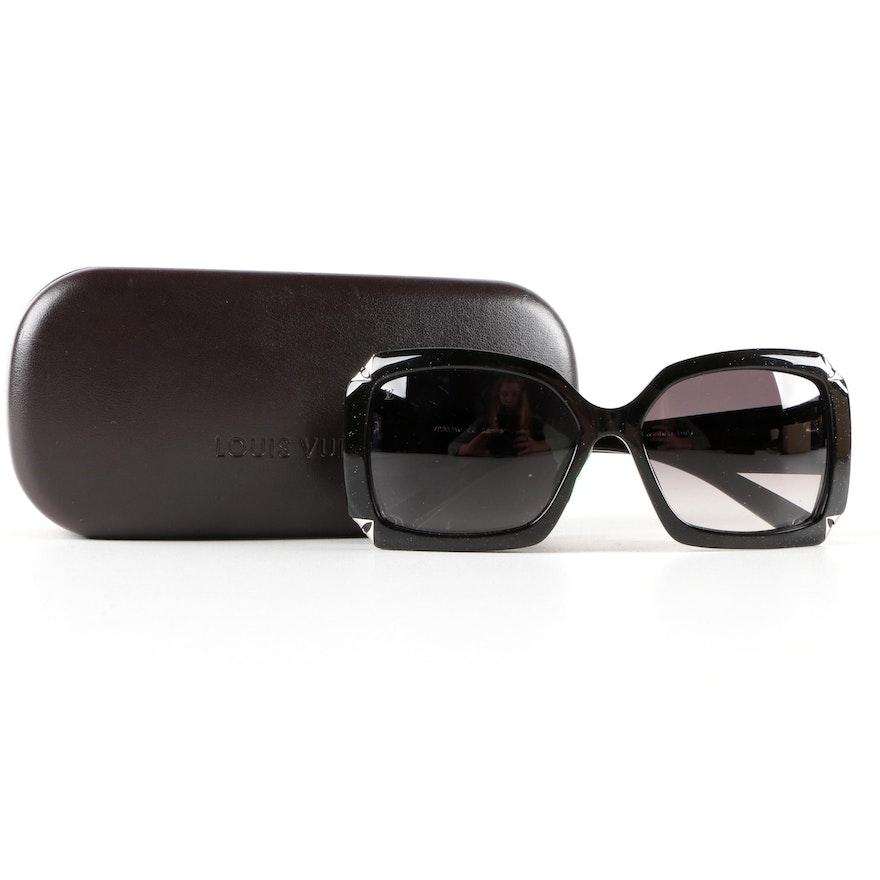 276f92934d991 Louis Vuitton Hortensia Sunglasses   EBTH