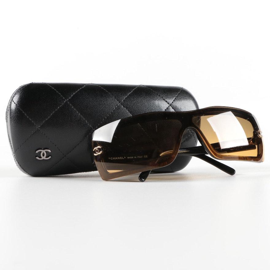 8fb27340897 Chanel 5067 CC Logo Sunglasses   EBTH