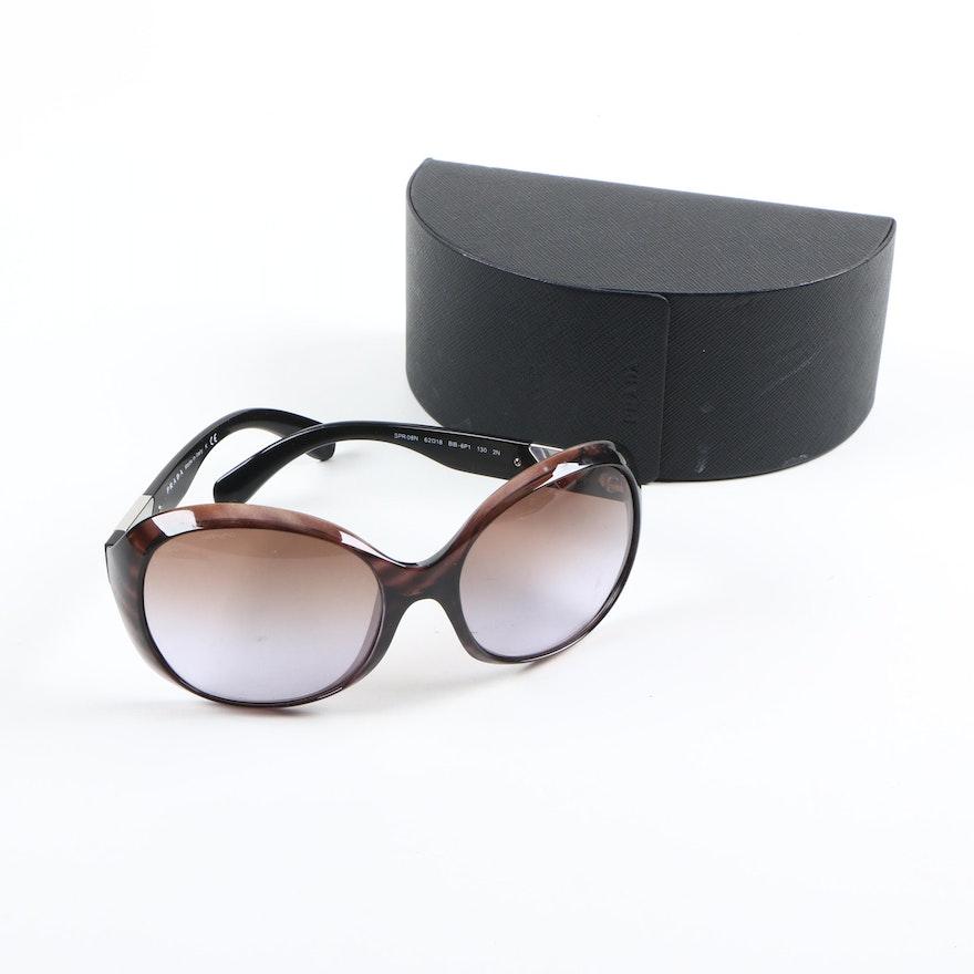 c121508067 Prada SPR 08N Sunglasses with Case   EBTH