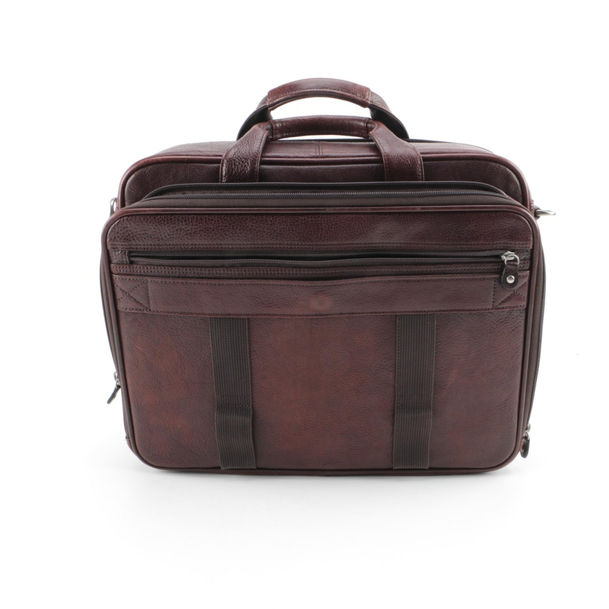 Pelle Studio Leather Laptop Bag