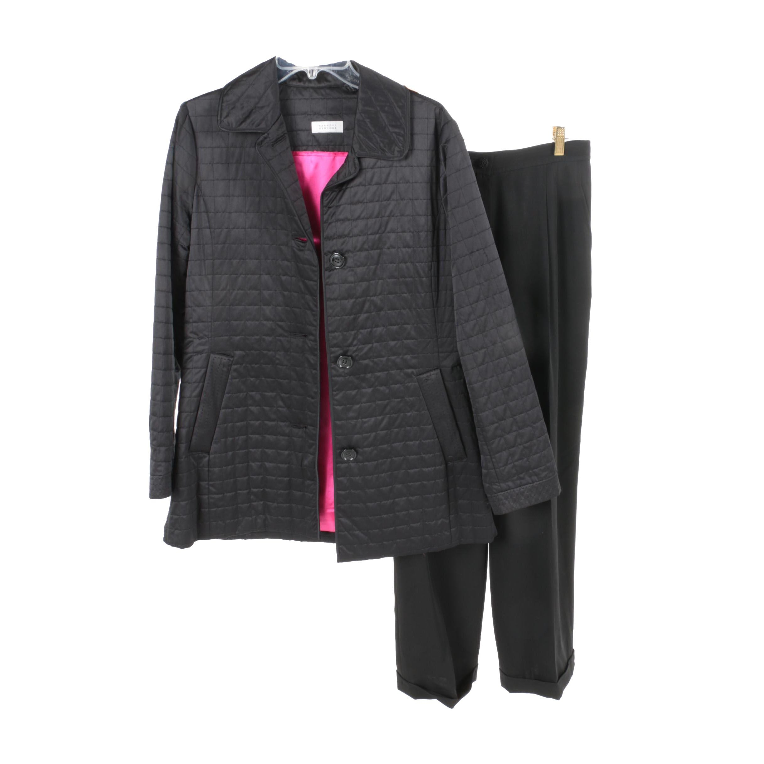 Women's Clothing Including Christian Lacroix and Barney's New York