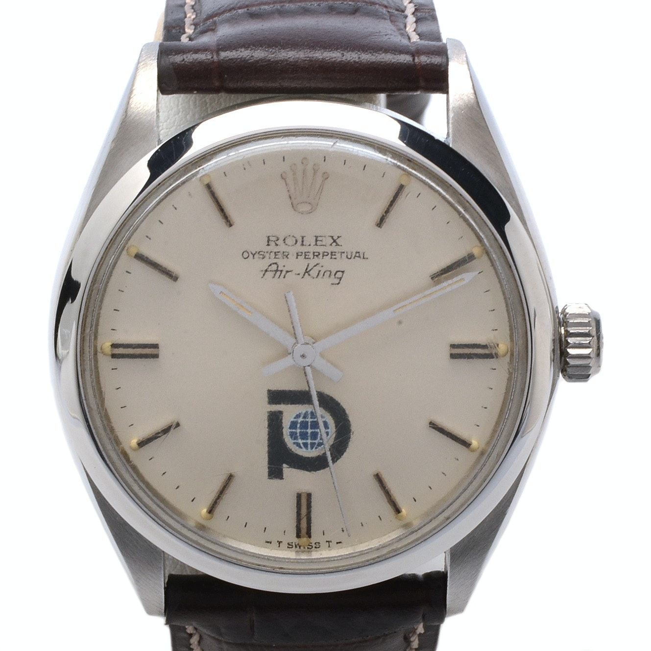Vintage Rolex Oyster Perpetual Air-King Wristwatch
