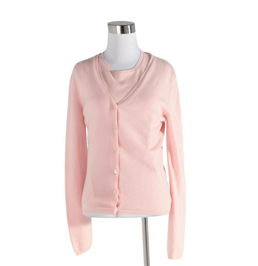 Prada Cashmere Sweater Set : EBTH