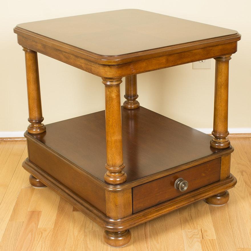 Bassett Tables: Bassett Furniture End Table