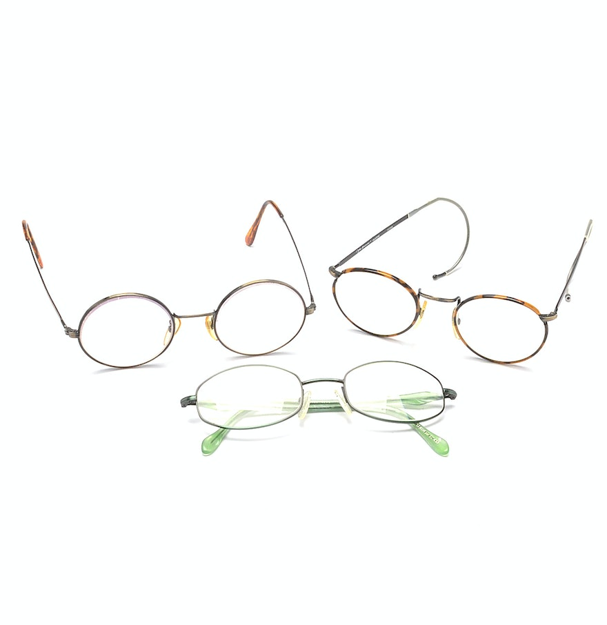 wire frame glasses - Wire Frame Glasses