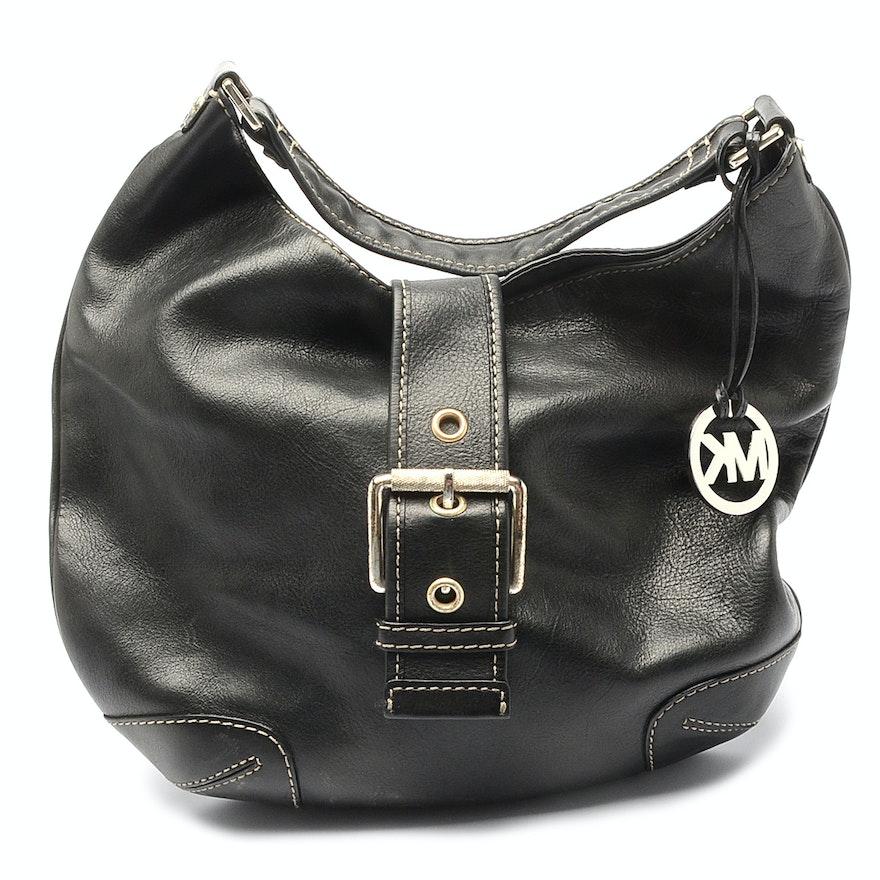 Vintage Michael By Kors Leather Handbag