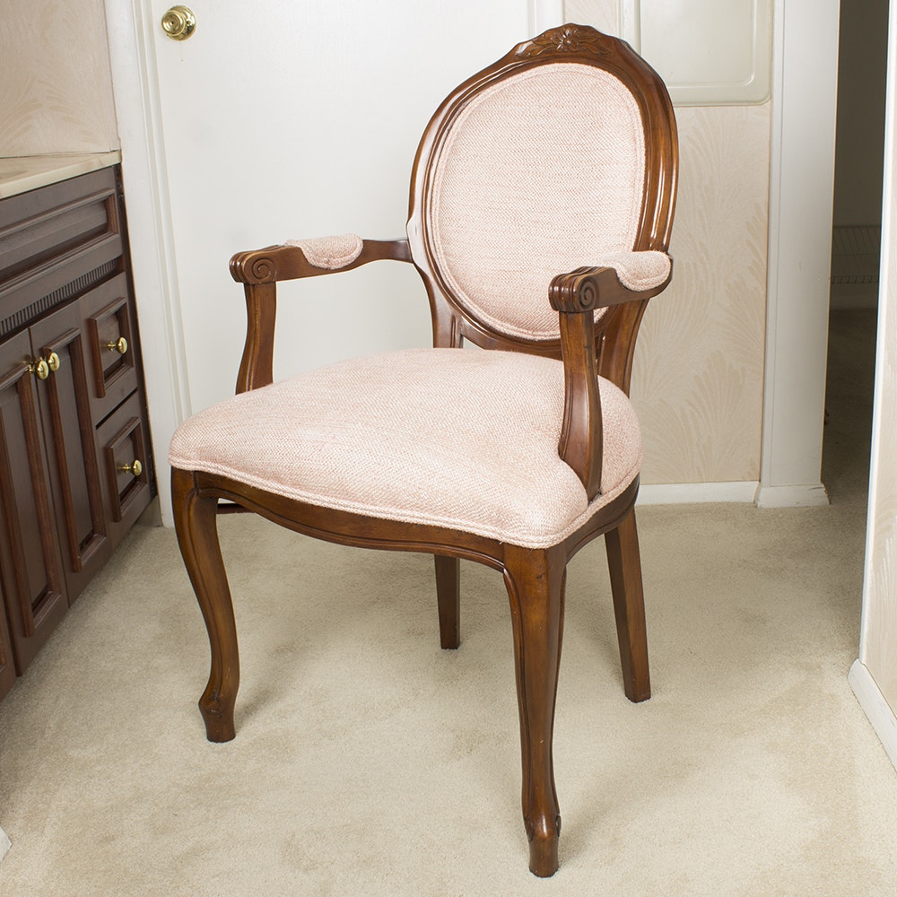 French Style Armchair By Pulaski Furniture Corporation ...