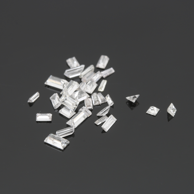 Assorted Loose 1.10 CTW Diamonds