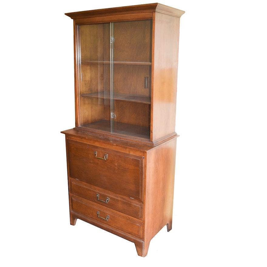 Unique Bar Furniture: Vintage Bar Cabinet By Unique Furniture Makers : EBTH