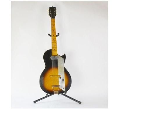 Circa 1960 Kay Kraft Single Cutaway Electric Guitar