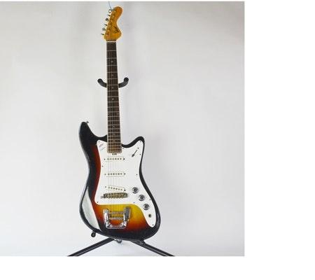 """Circa 1966 Vox """"Spitfire"""" Electric Guitar"""