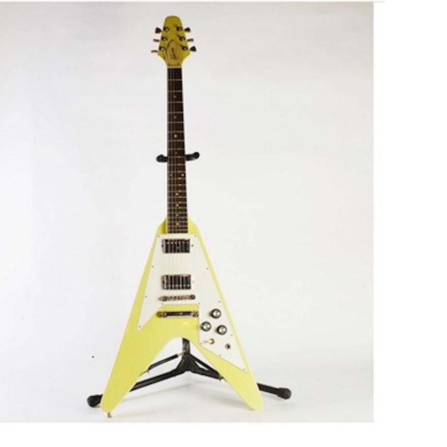 1982 Gibson Flying V Electric Guitar EBTH