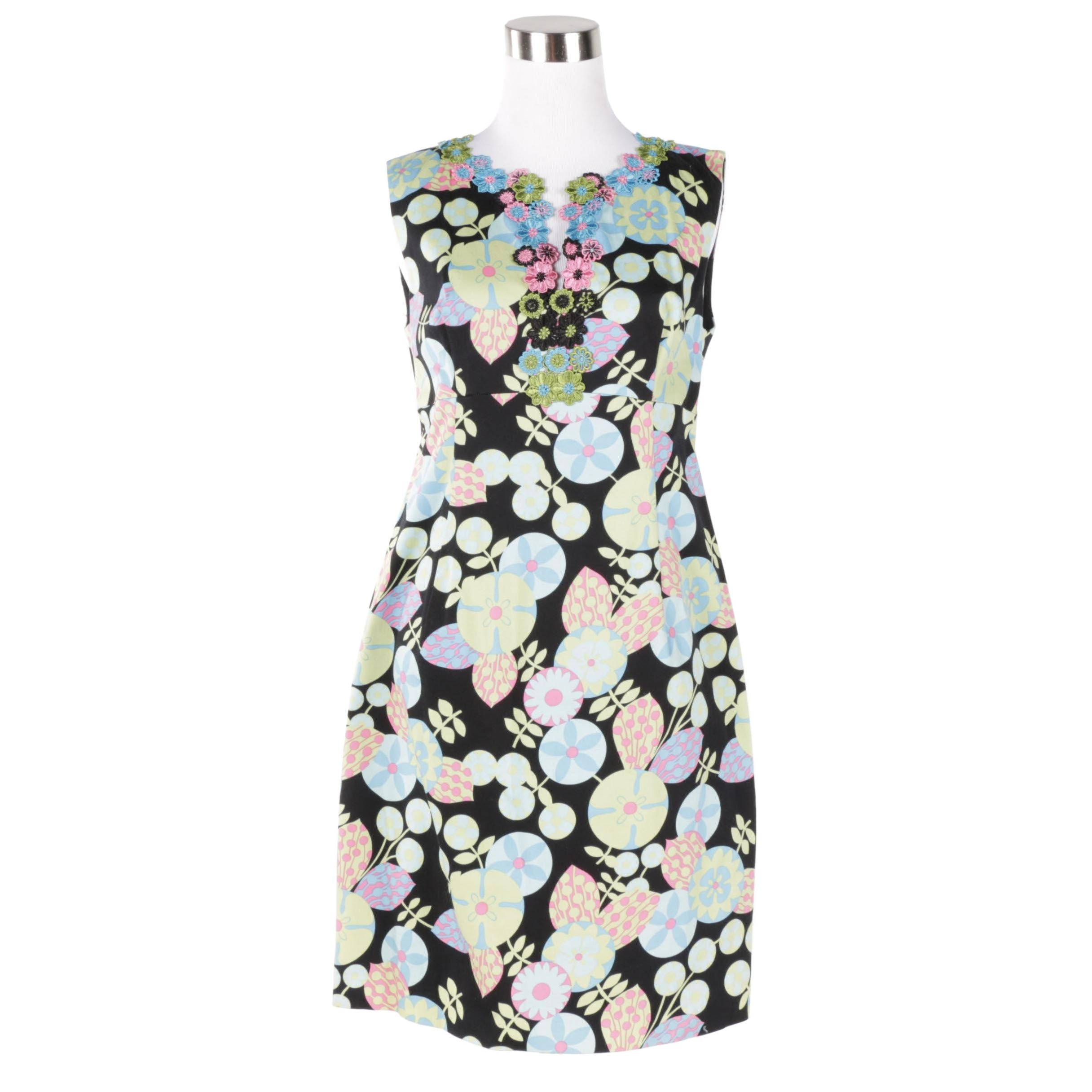 Anna Sui Dress for A Pea in the Pod