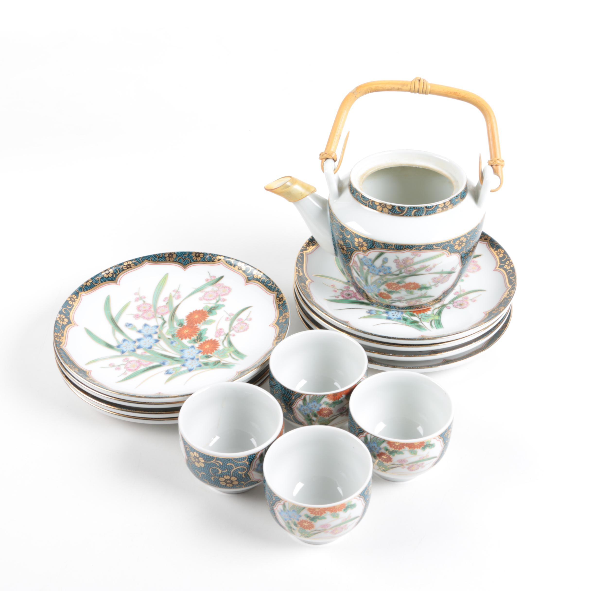 Otagiri Mercantile Company Tea Service