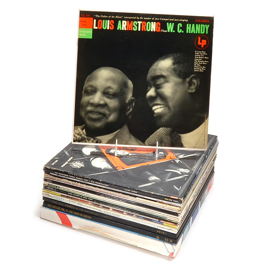 Collection of Jazz Records
