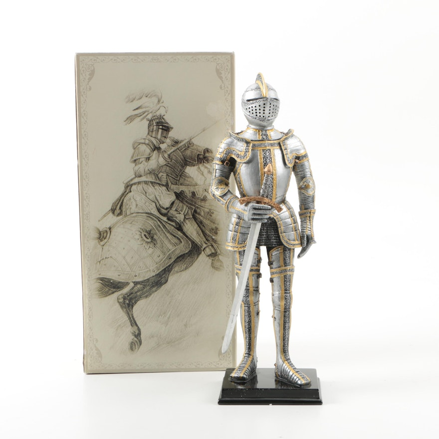 Myths & Legends Historical Knights Collection Figurine : EBTH