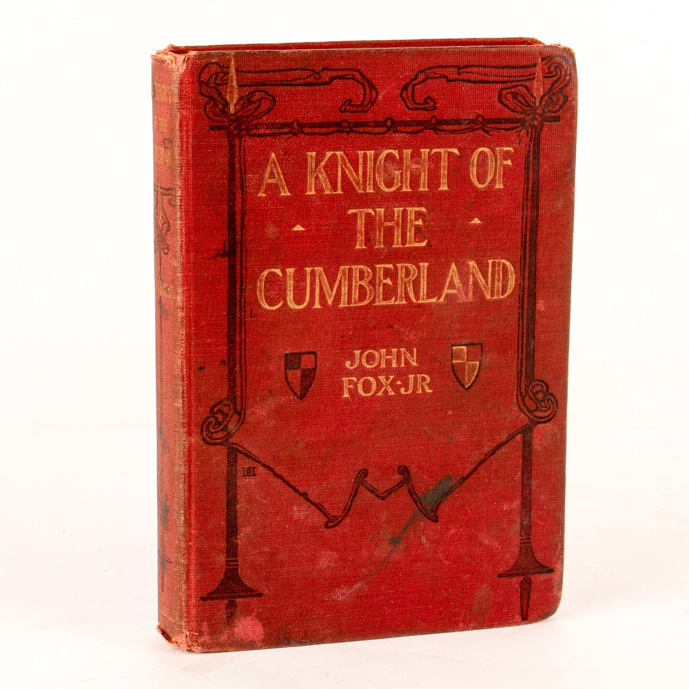 "1906 ""A Knight of the Cumberland"" by John Fox, Jr."