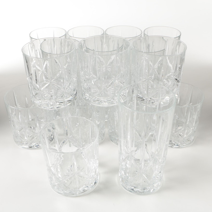 Marquis By Waterford Sparkle Crystal Barware Ebth