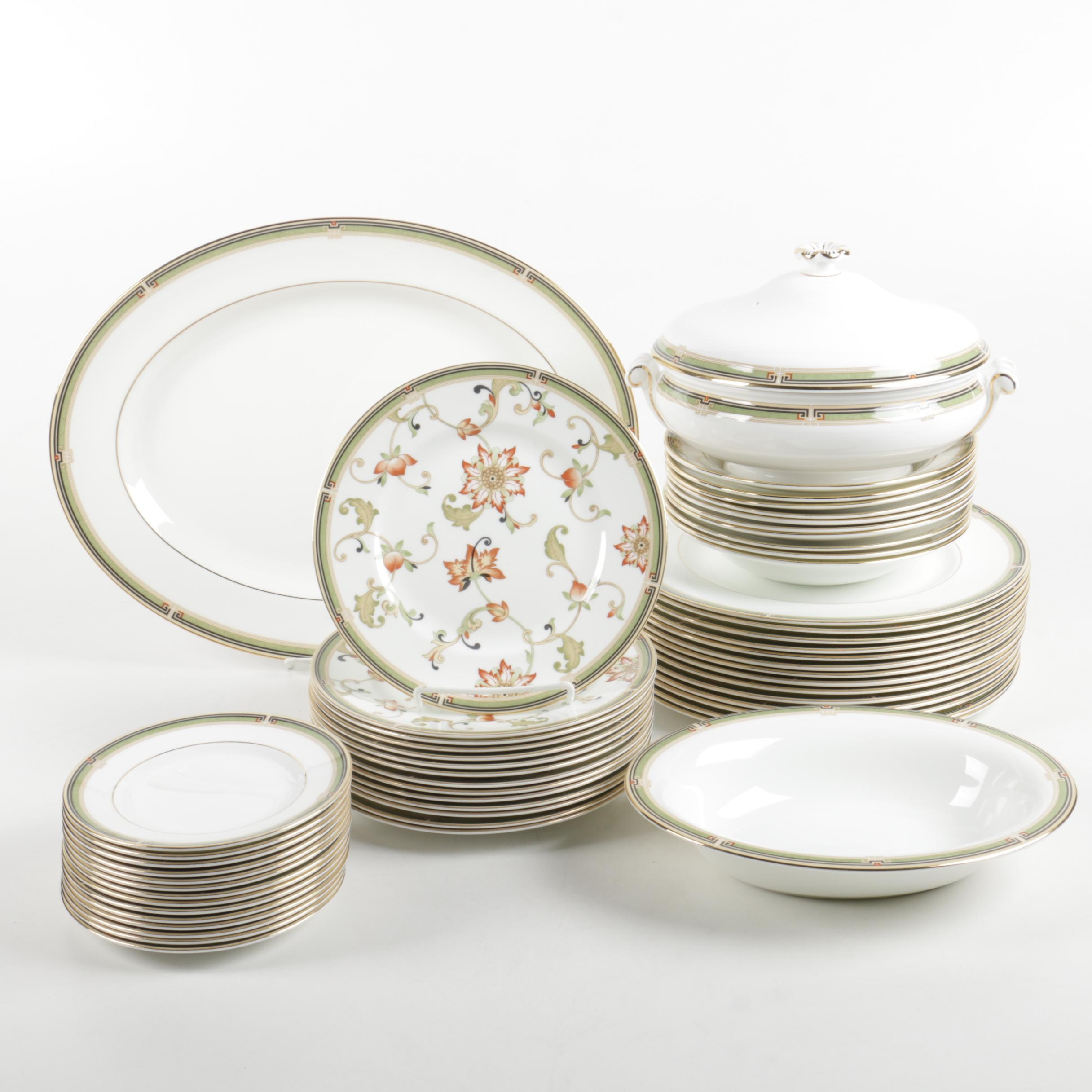 Wedgwood \ Oberon\  Dinnerware and Serving Dishes ...  sc 1 st  EBTH.com & Wedgwood \