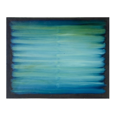 Carol J. Mathews Original Abstract Oil Painting on Canvas