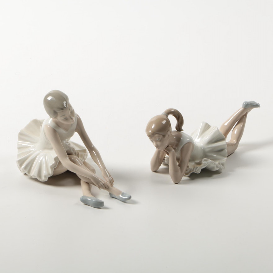 NAO by Lladró Ballerina Figurines