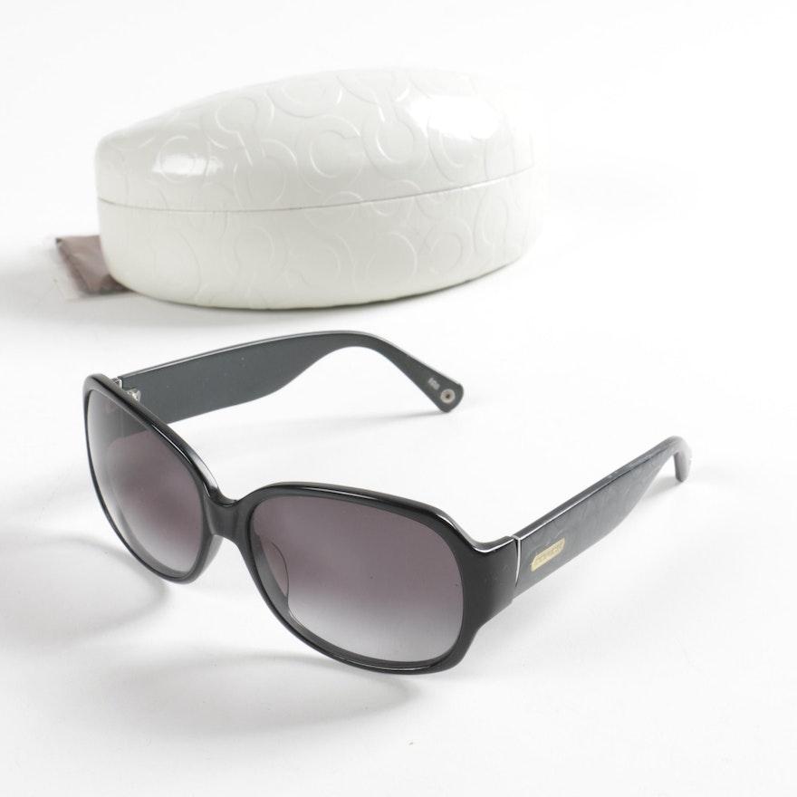 1fec8402e4 Coach Wrap Sunglasses   EBTH