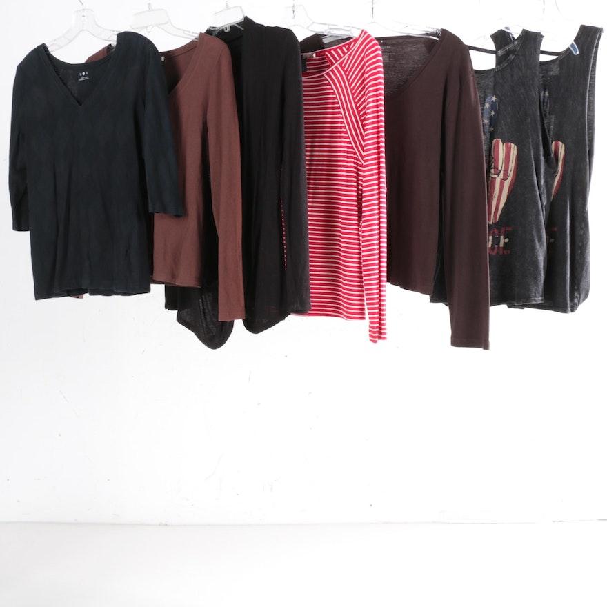 d8622605059ea Women s Shirts Including Jones New York Sport   EBTH