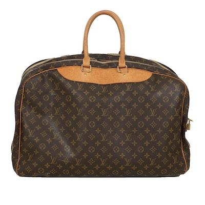 4122395110d8 Louis Vuitton Alize 3 Poches Monogram Bag