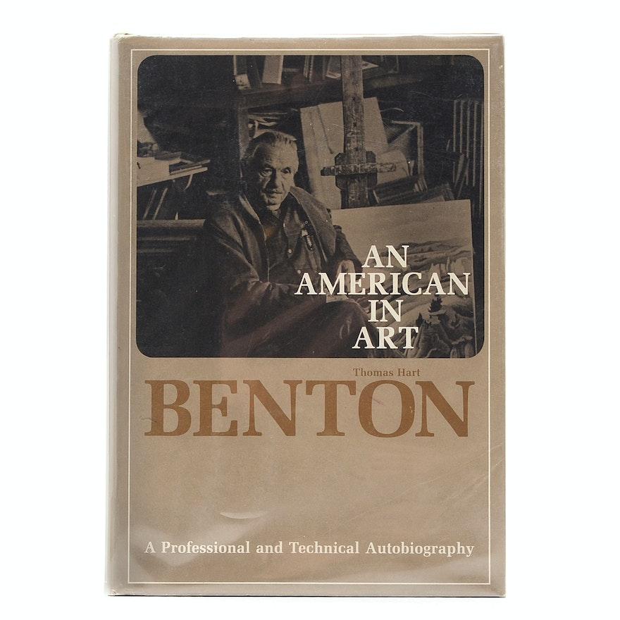 Thomas Hart Benton's,