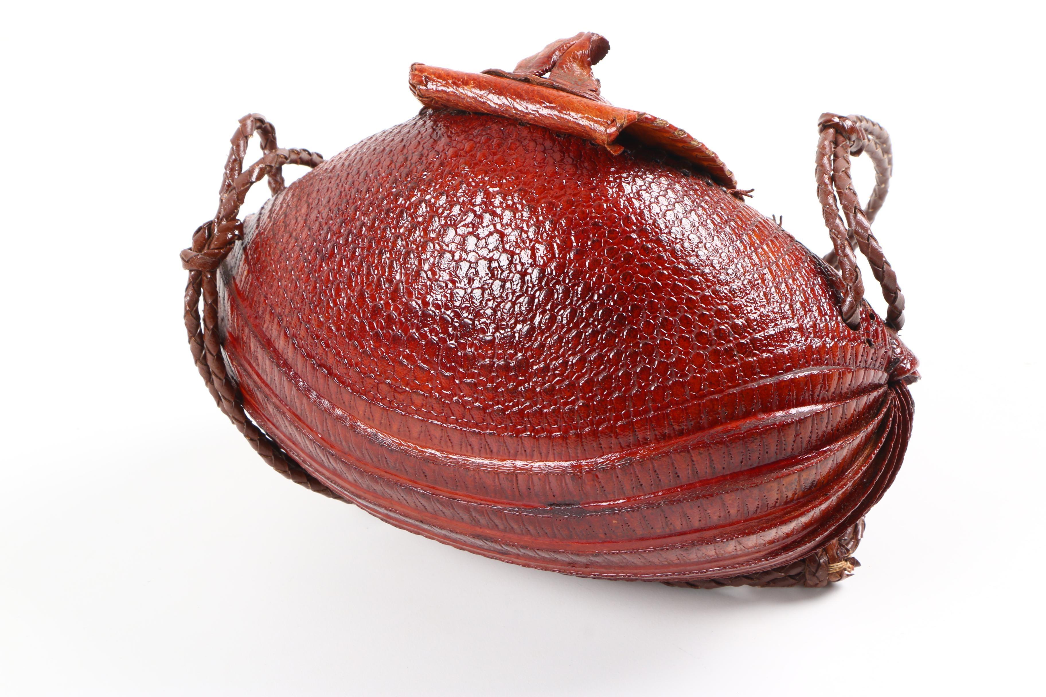 Armadillo Hide Handbag Ebth