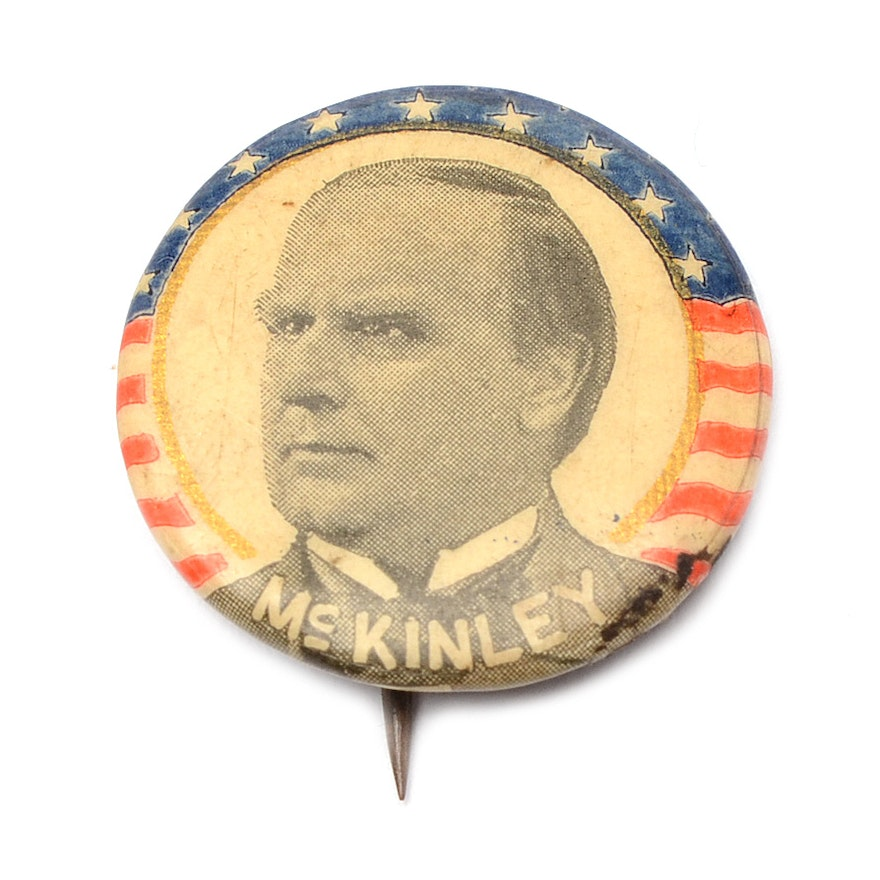 a paper on mckinleys presidency Part of the publisher's american presidency series higgins, eva  0 responses on term paper on assassination of president mckinley leave a message cancel reply.