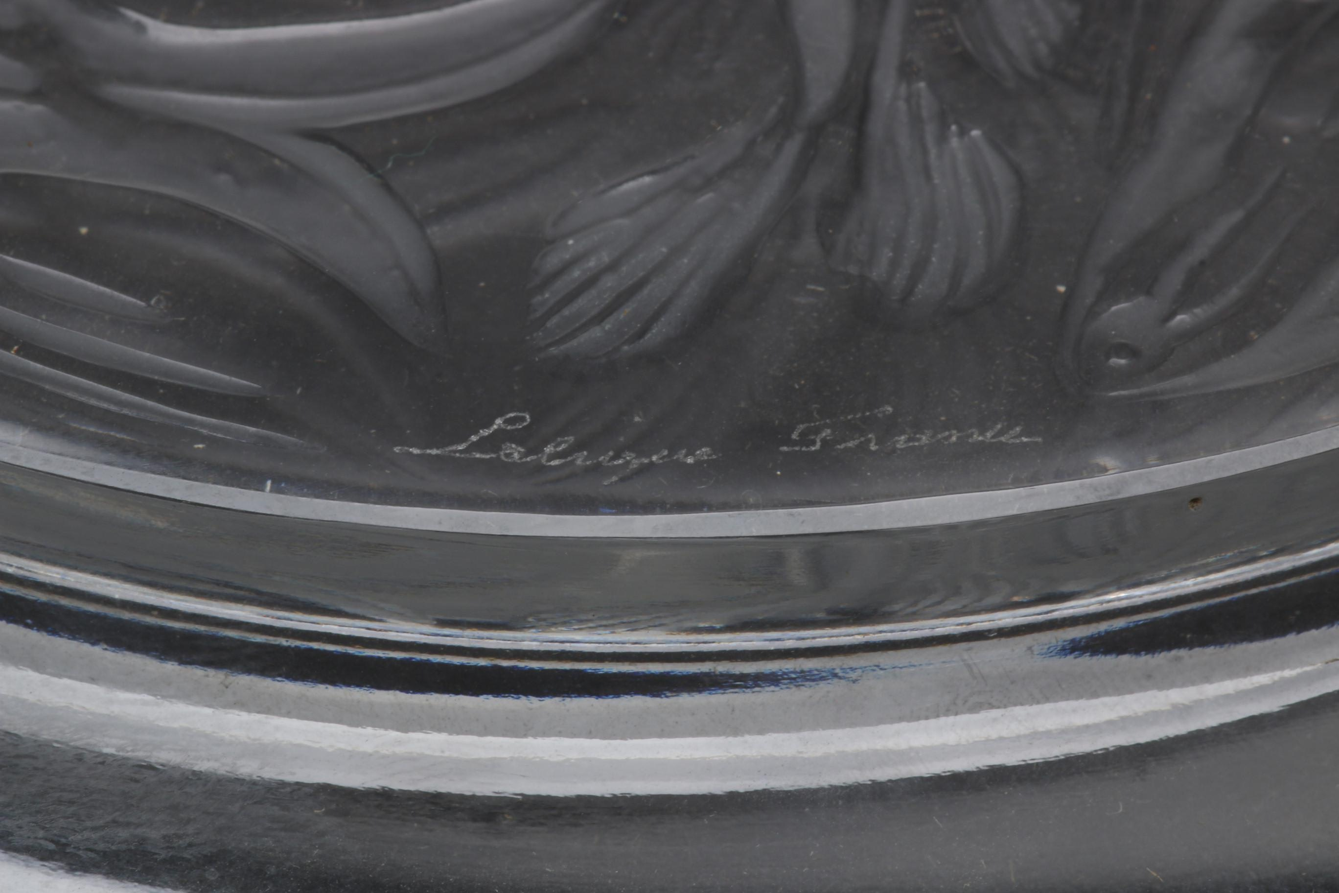 Lalique Crystal Annual Plates Collection Ebth