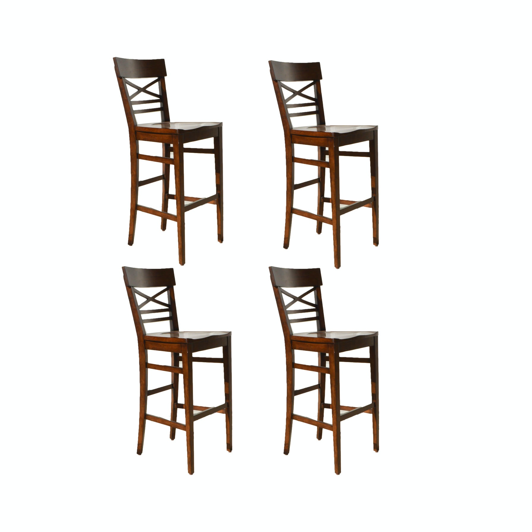 Wooden Barstools
