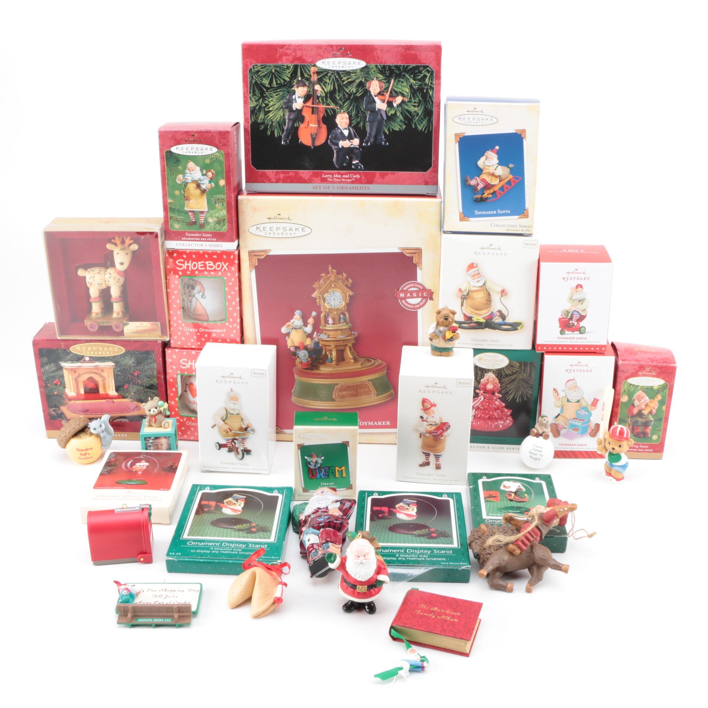Wizard Of Oz Christmas Tree Ornaments