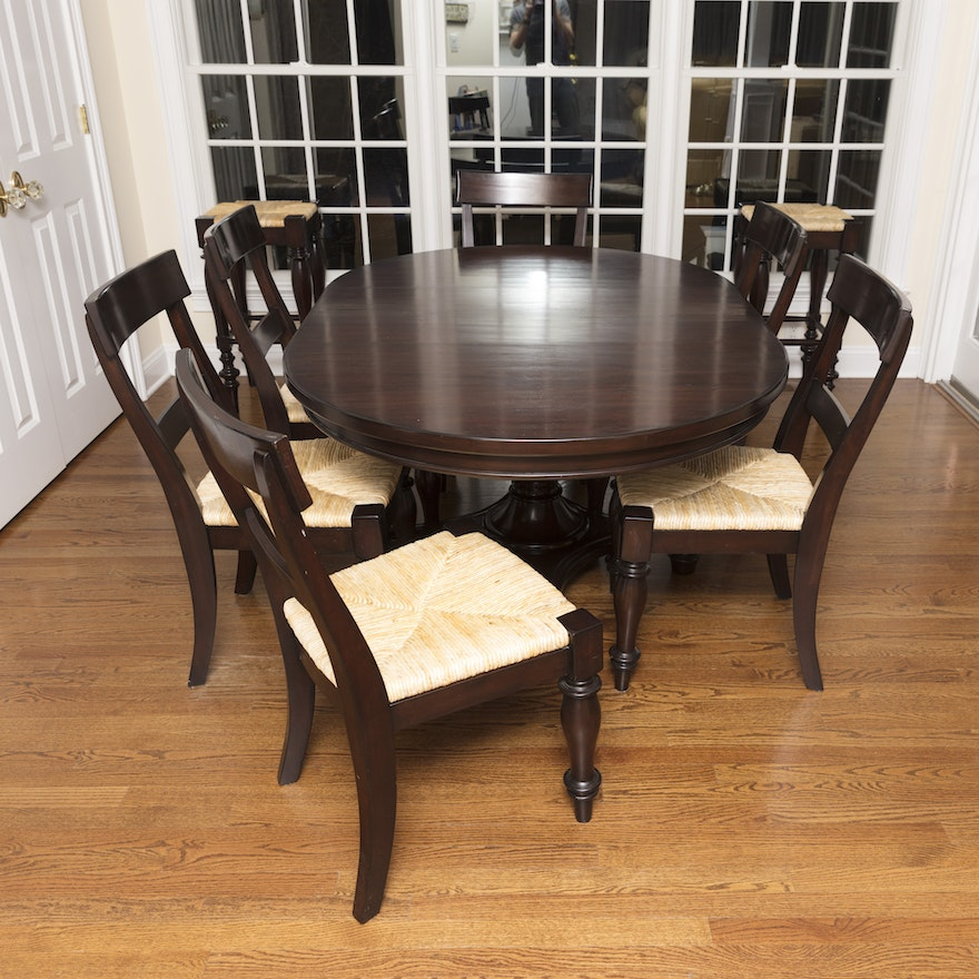 Pottery Barn Chairs Dining