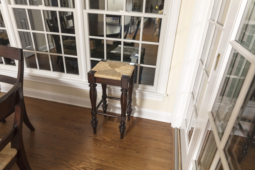 Pottery Barn Quot Montego Quot Mahogany Dining Table With Rush