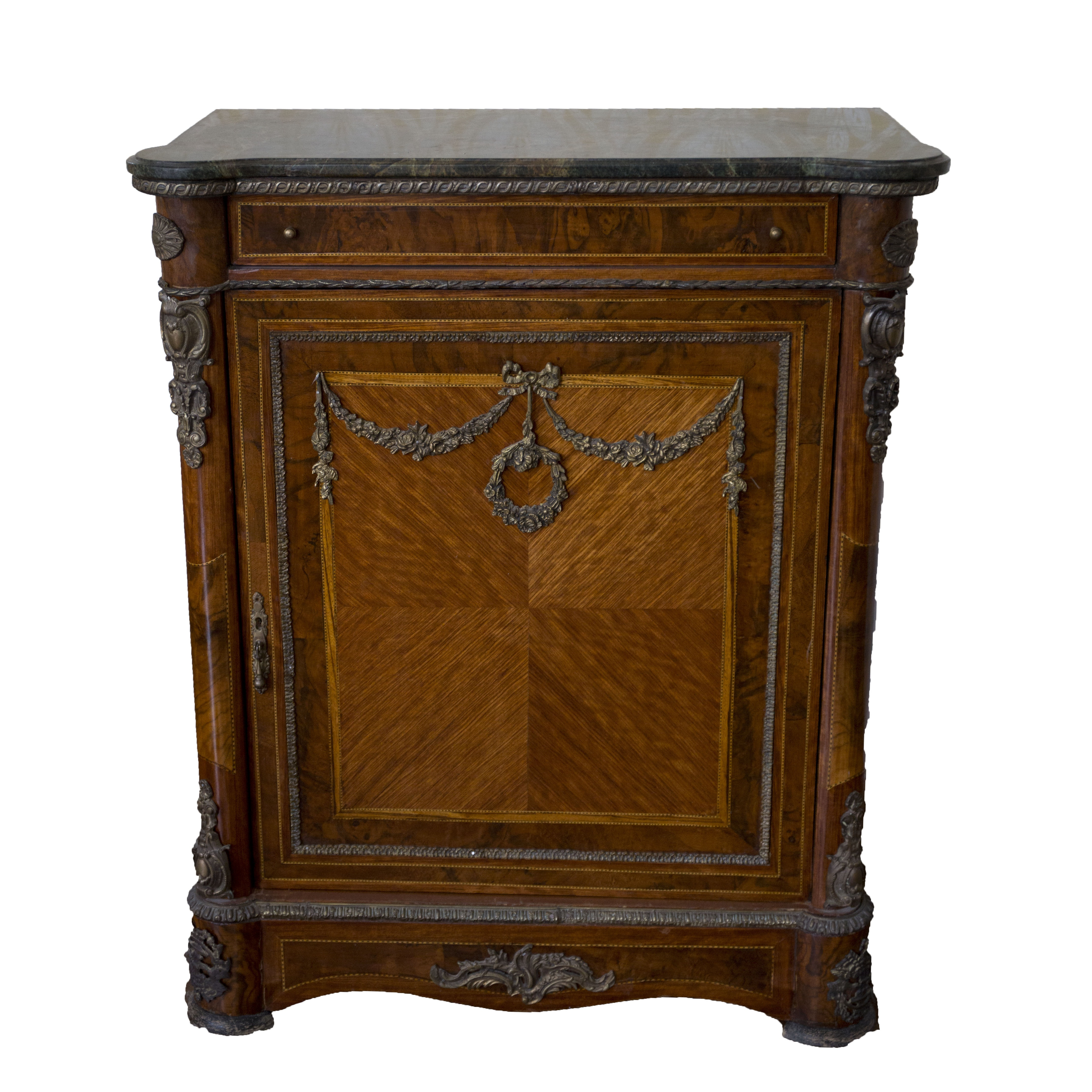 Empire Style End Table