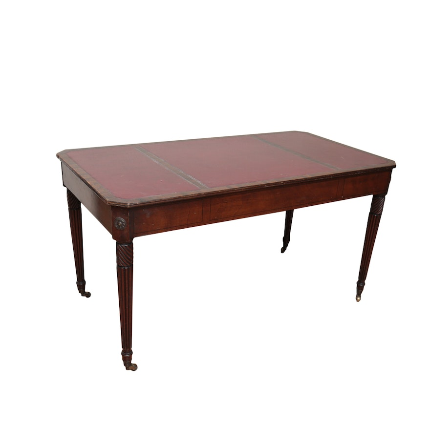 Vintage Federal Style Quot Beacon Hill Collection Quot Mahogany